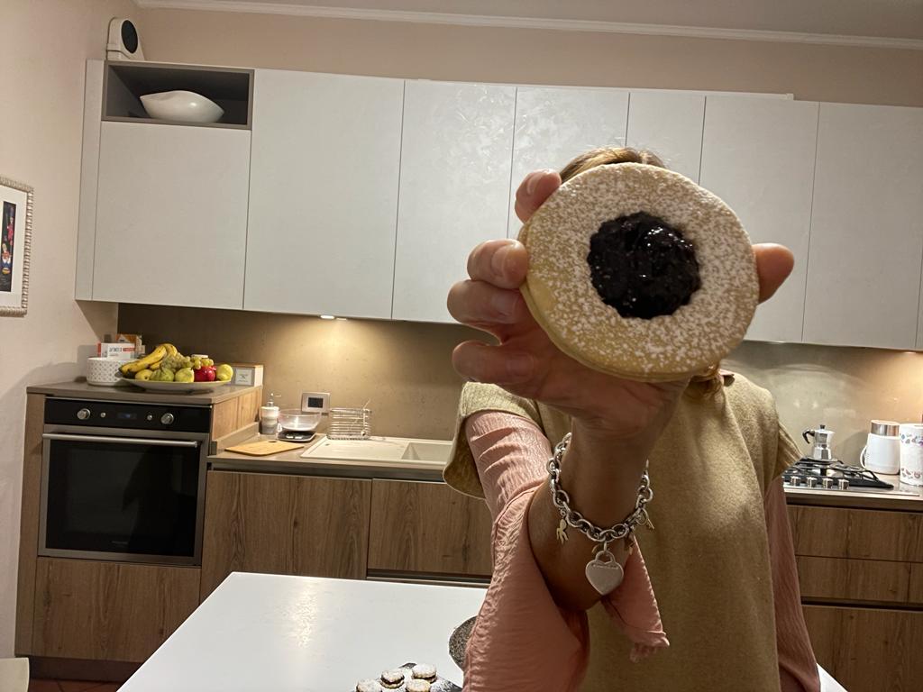 """Biscotti """"Occhio di Bue e non solo"""" della Monica"""