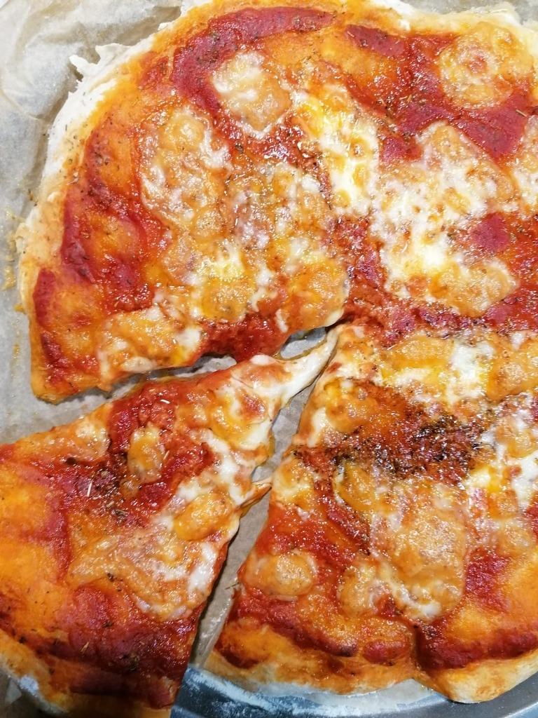 pizza soffice con patate