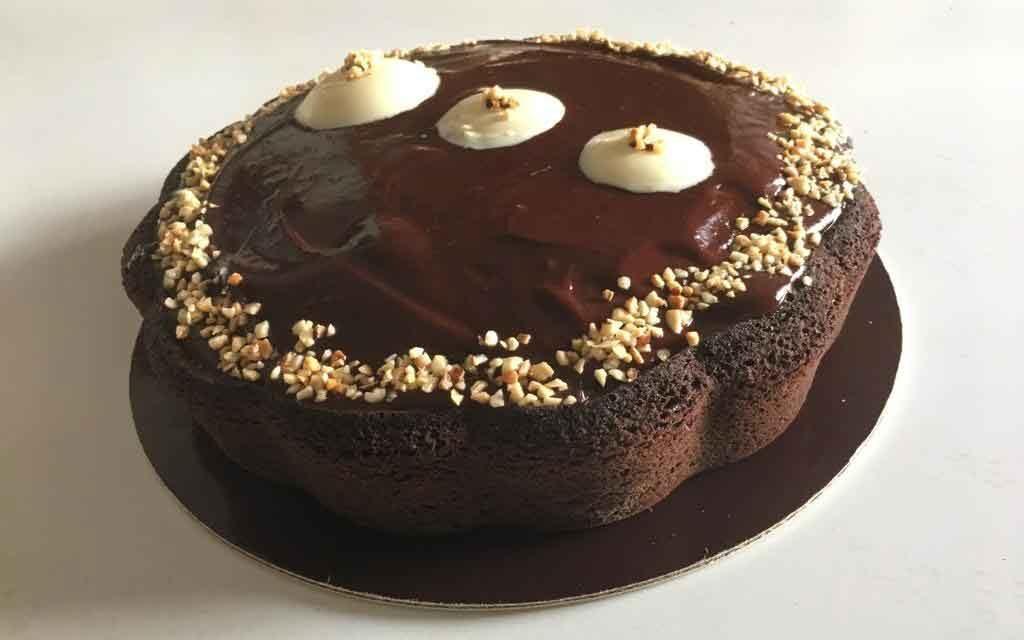 Torta umida al cioccolato della Monica (MUD-CAKE)
