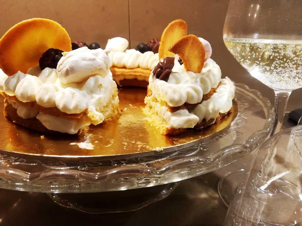 Cream Tart della Monica