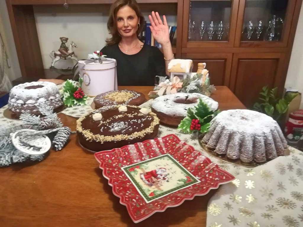 Monica e i suoi dolci Natale 2019