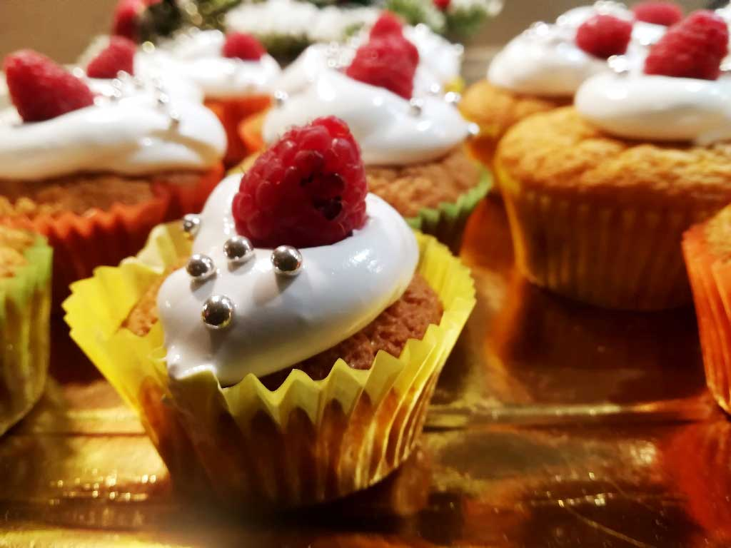 Glassa per Cupcakes della Monica