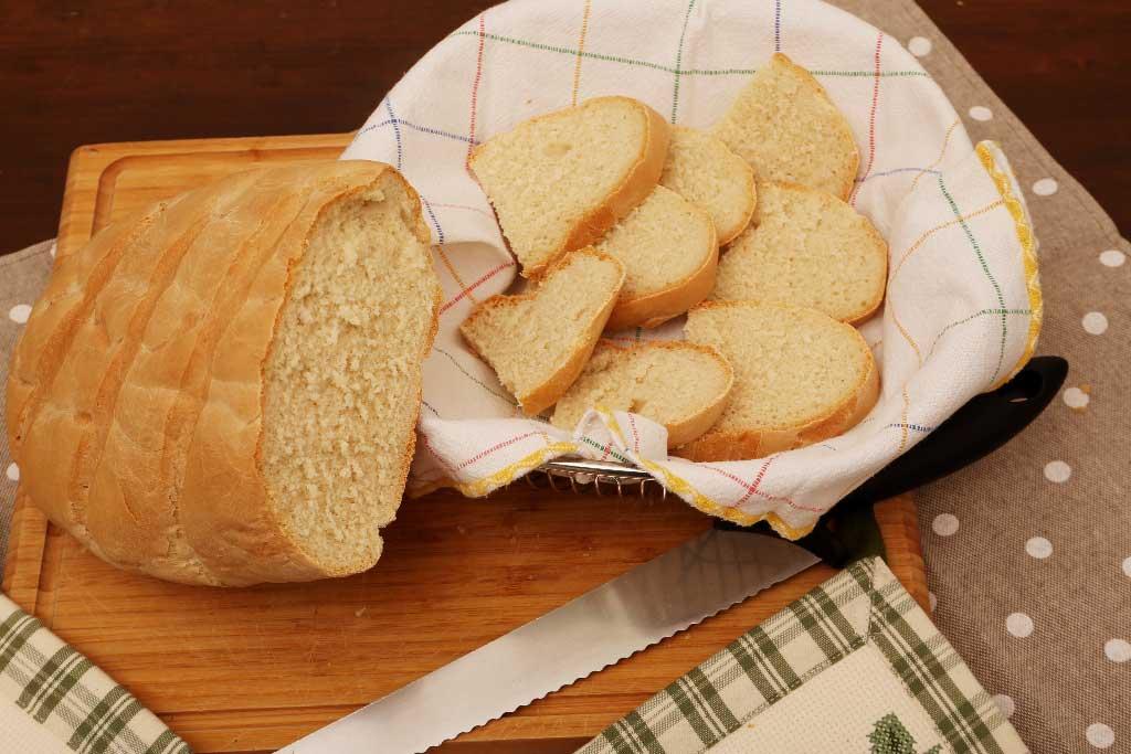 Pane Bianco della Monica