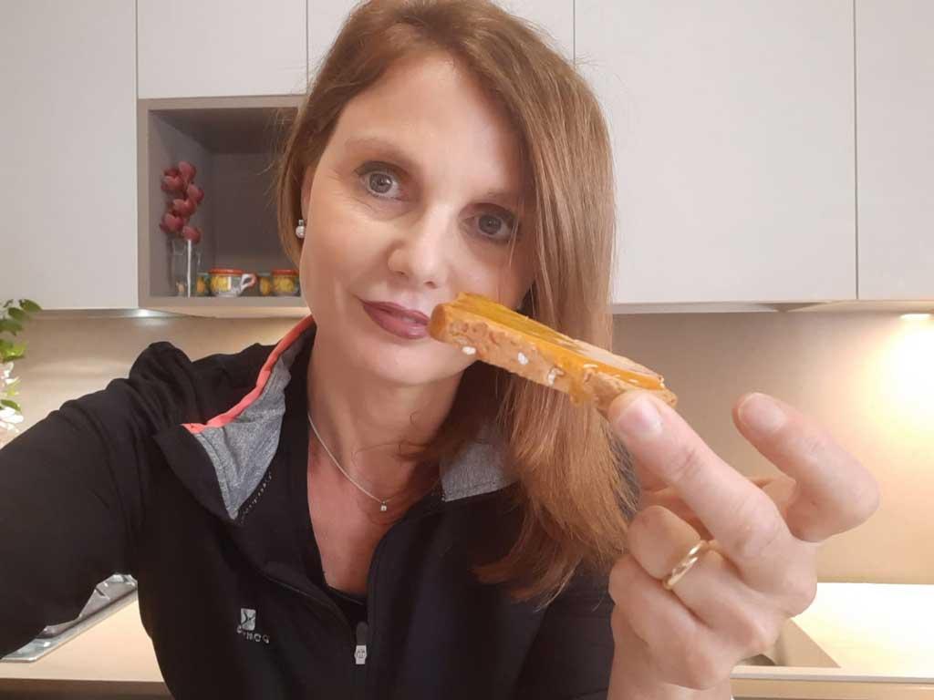 marmellata agli agrumi della Monica