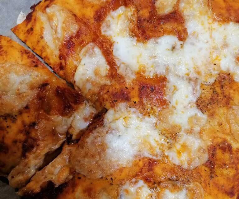 PIZZA SOFFICE CON PATATE DELLA MONICA