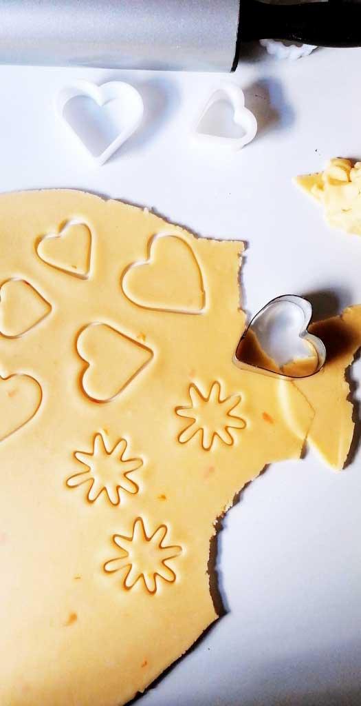 crostata senza burro della Monica
