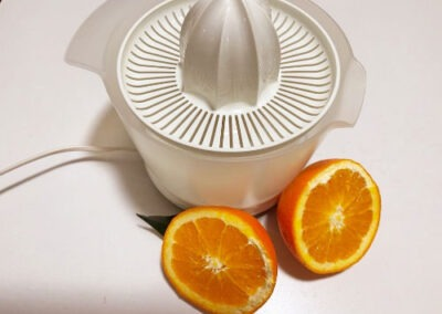 Spremete l'arancia