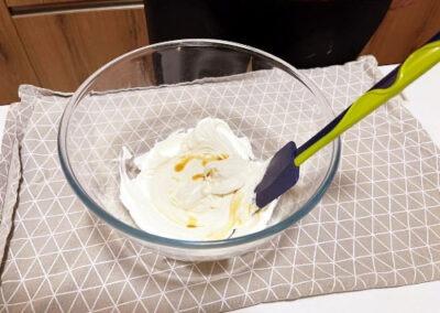 Mascarpone con estratto di vaniglia