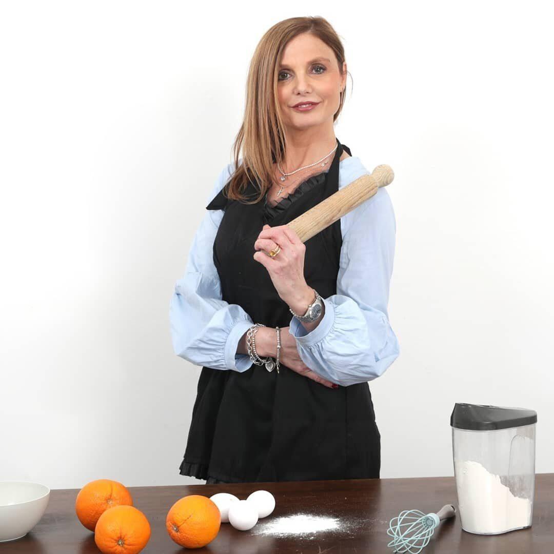 Monica in cucina